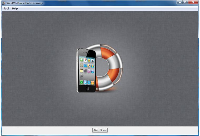 WinAVI iPhone Data Recovery