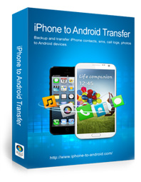 iPhone to Android Trasnfer