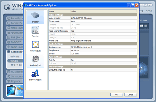 free mkv to avi converter download