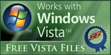 Certified to work with Windows Vista