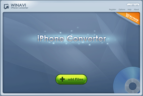 Click to view WinAVI iPhone Converter screenshots