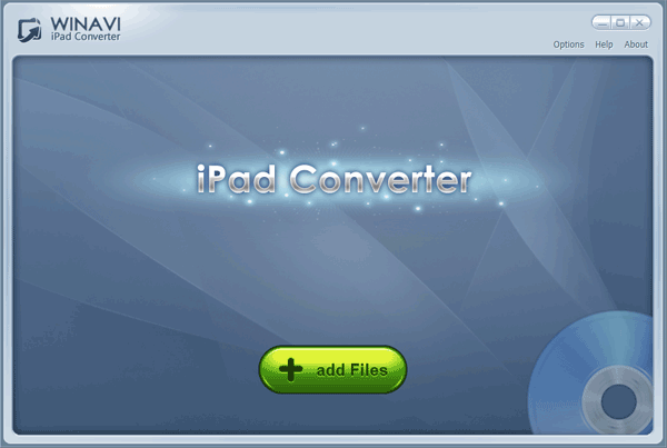 Click to view WinAVI iPad Converter screenshots